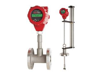 Inline and Insertion Mass Flow Meters