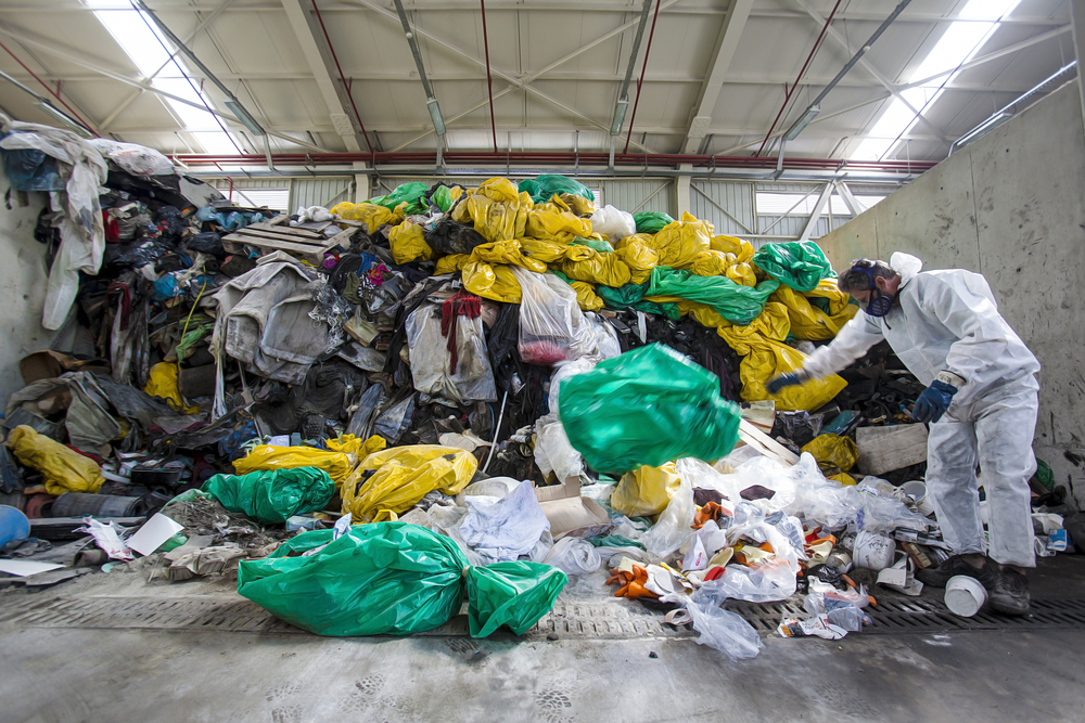 Recycling Creates Safety Concerns