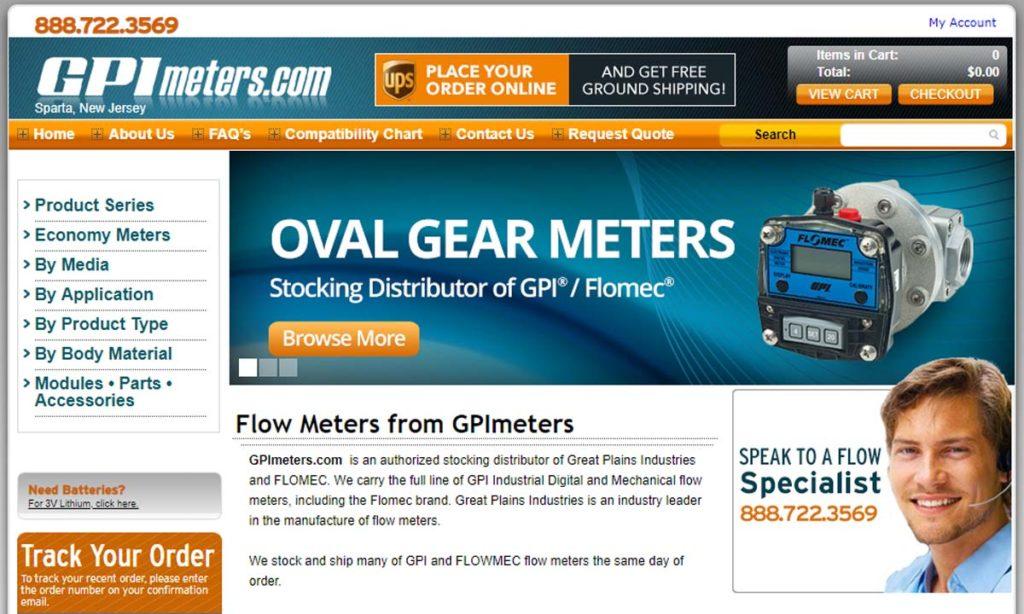 GPImeters.com