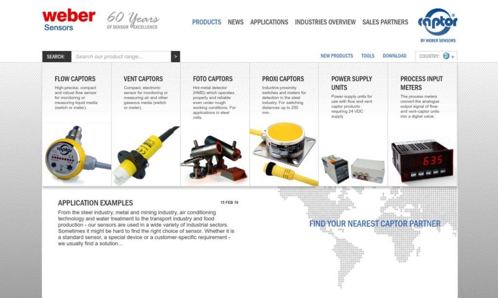 Weber Sensors Inc.