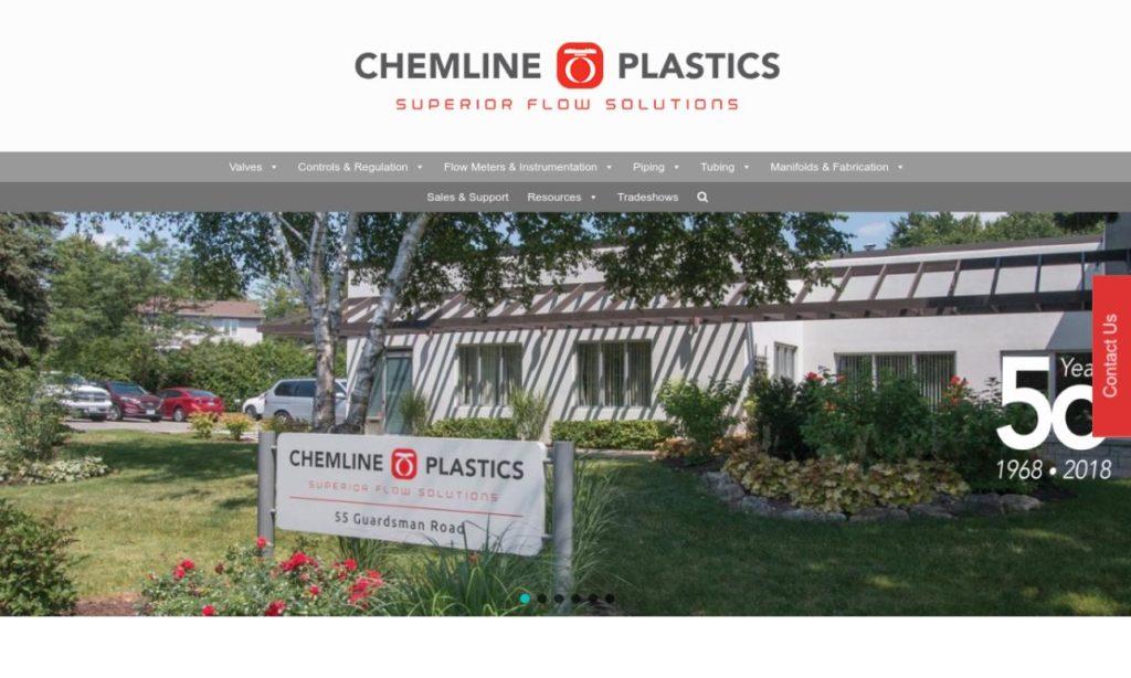Chemline Plastics Limited