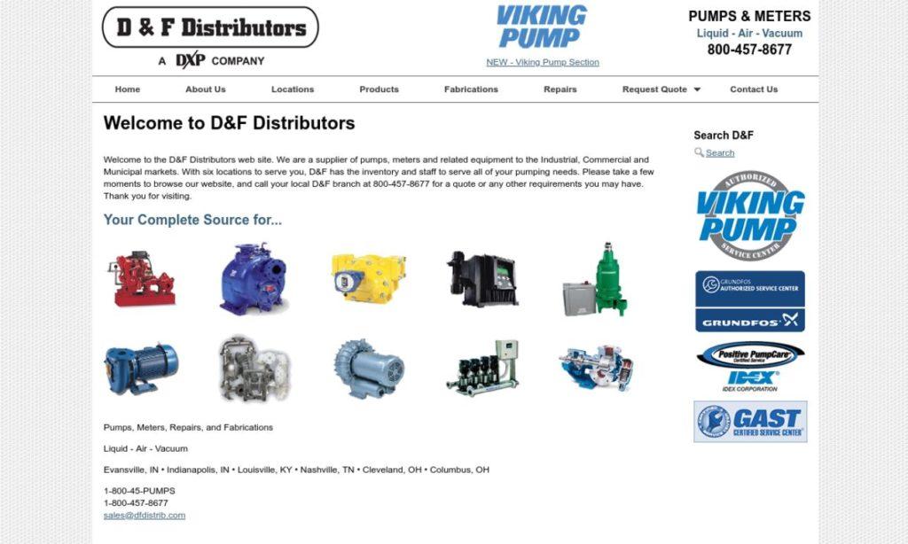 D&F Distributors, Inc