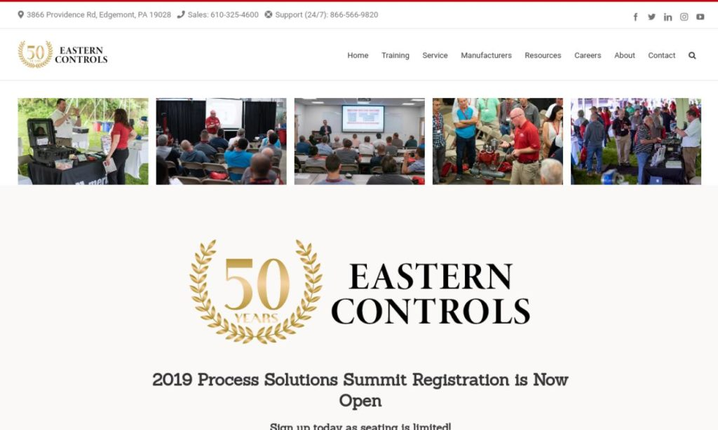 Eastern Controls, Inc.