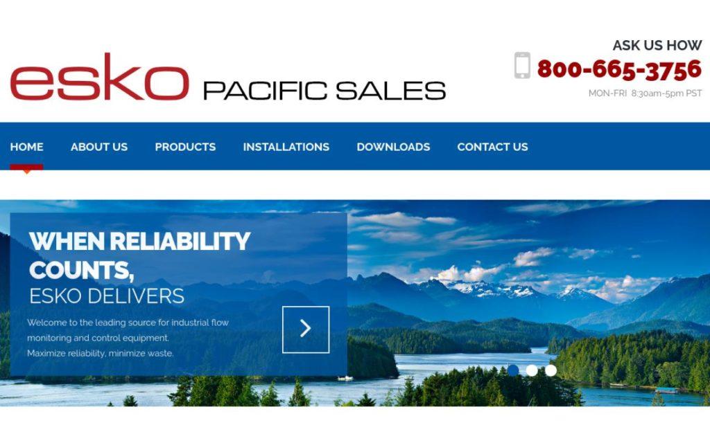 Esko Pacific Sales