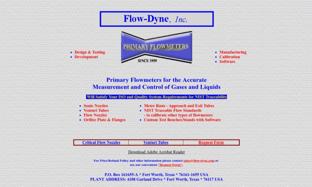 Flow-Dyne, Inc.