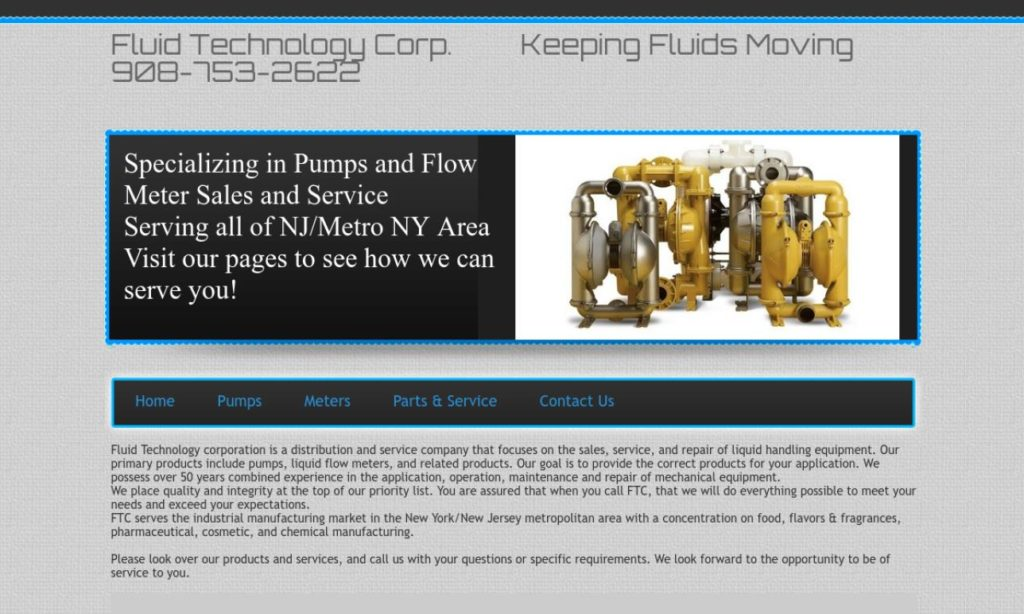Fluid Technology Corporation