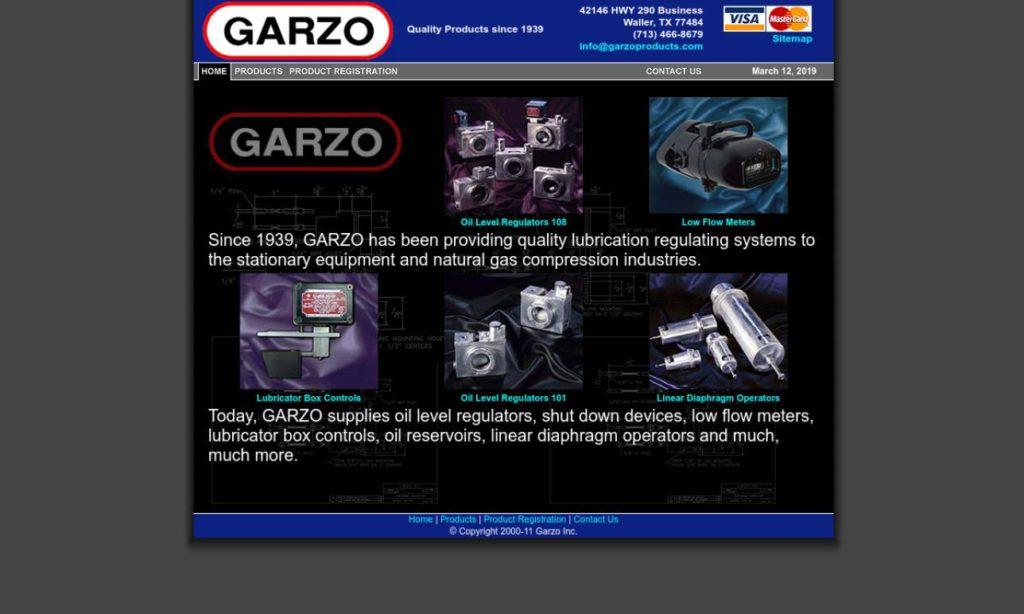 GARZO, Inc.