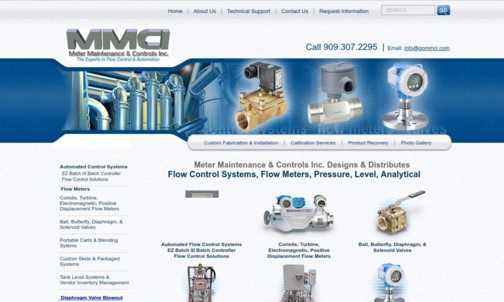 Meter Maintenance & Controls