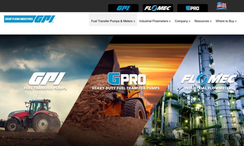 Great Plains Industries, Inc. (GPI®)