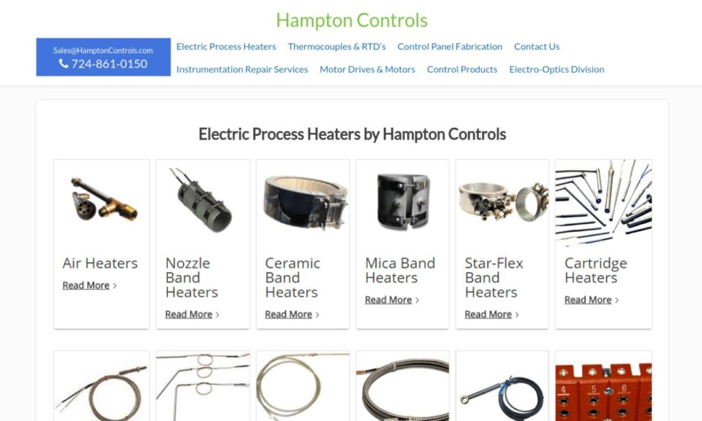 Hampton Controls, Inc.