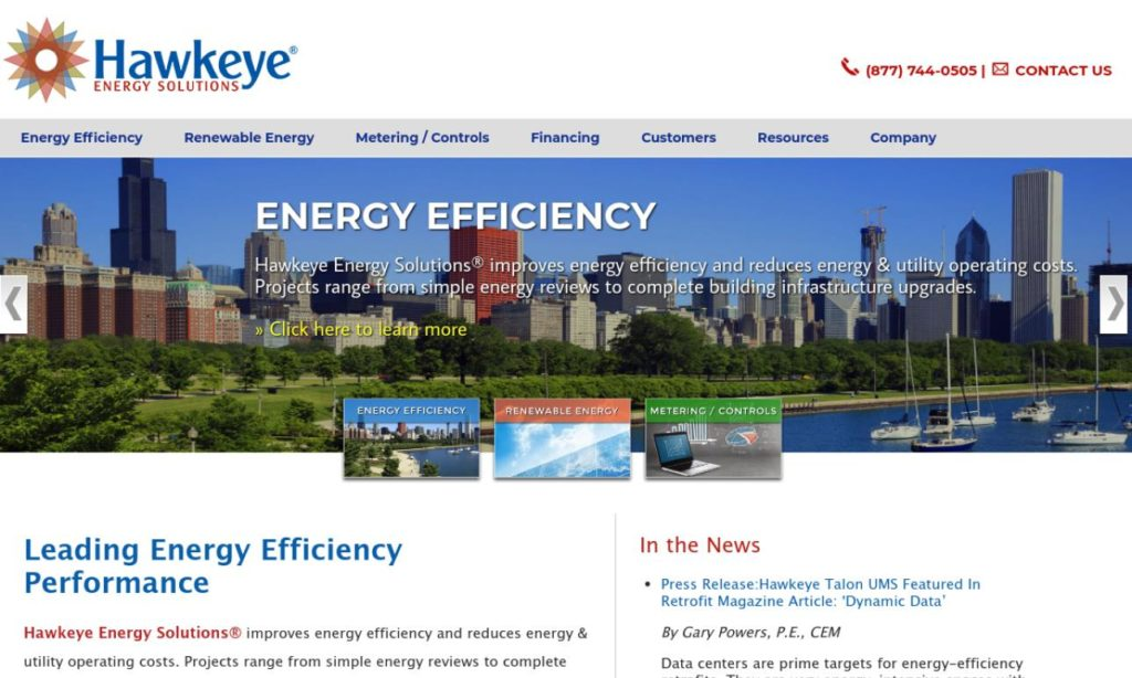 Hawkeye Energy Solutions