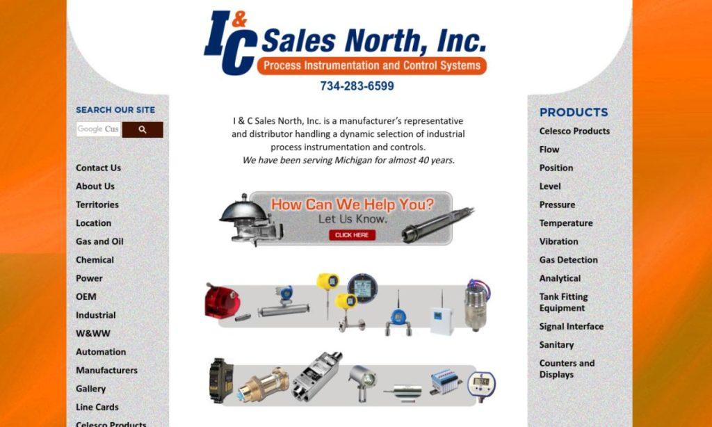 I & C Sales North, Inc.