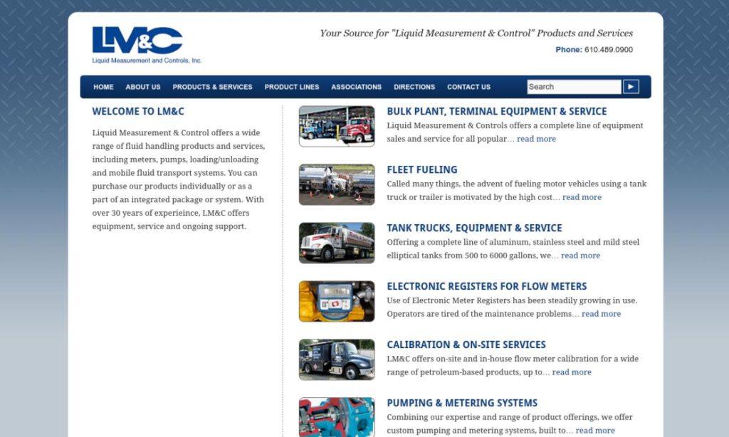 Liquid Measurement & Controls, Inc.