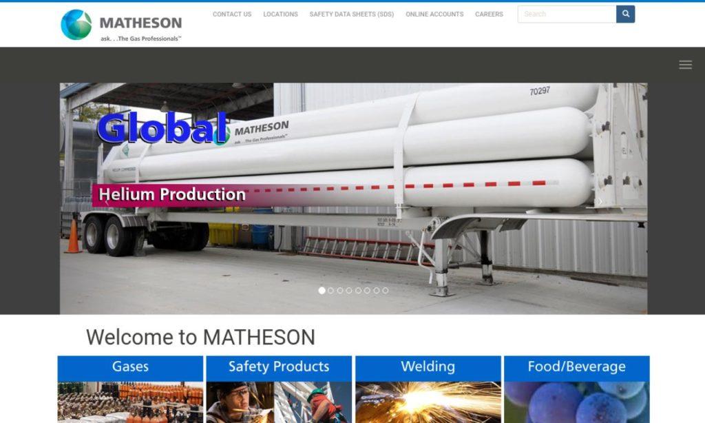 Matheson Tri-Gas®