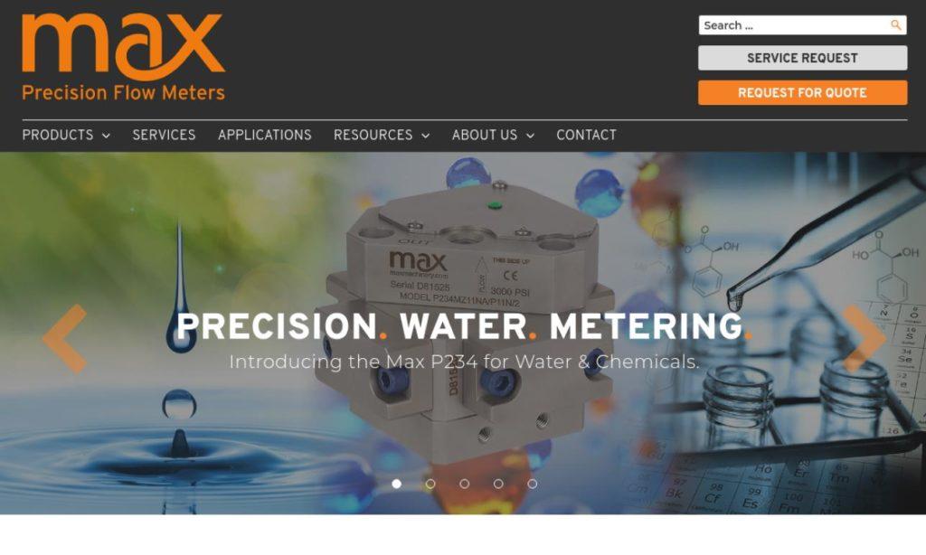 Max Machinery Inc.