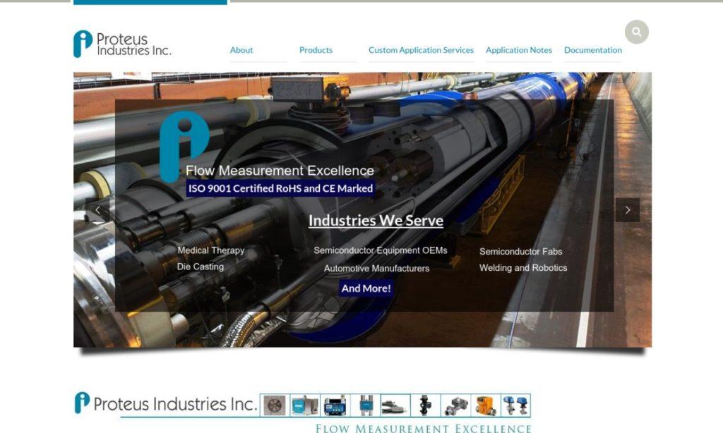 Proteus Industries, Inc.