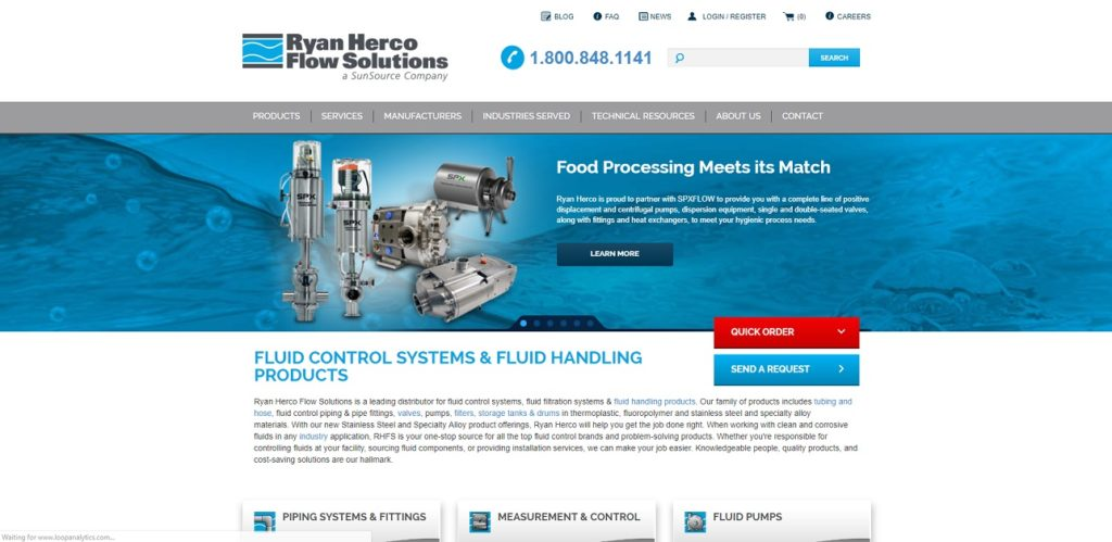 Ryan Herco Flow Solutions