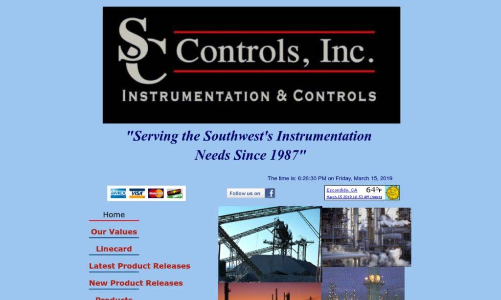 S.C. Controls, Inc.