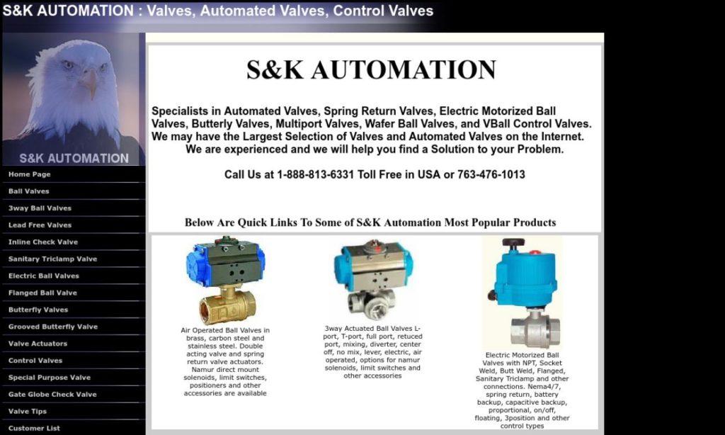 S & K Automation