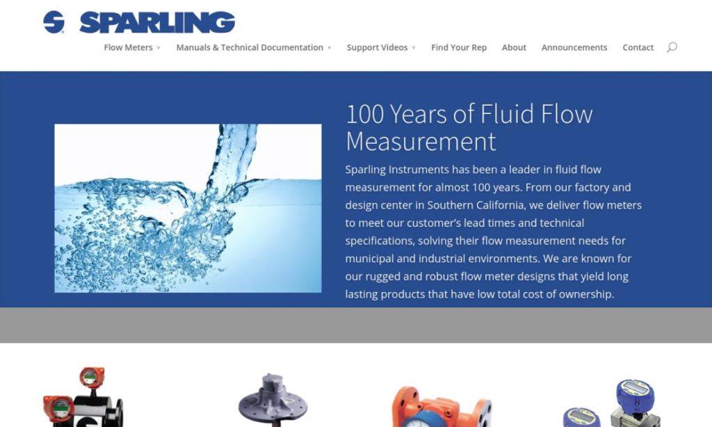 Sparling Instruments, LLC
