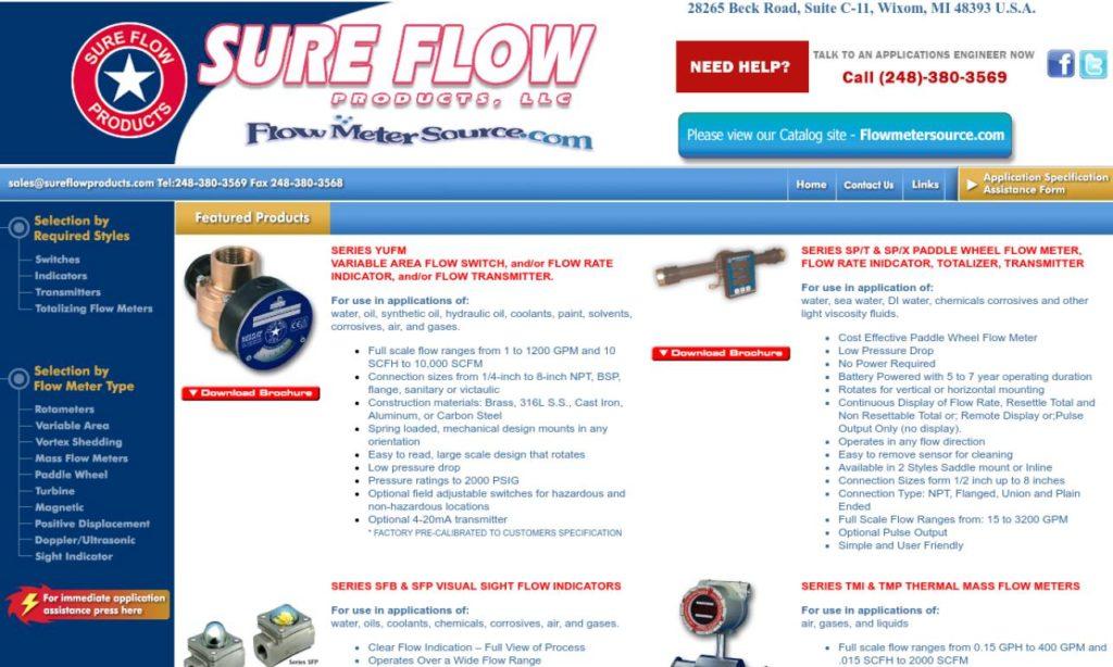Sure Flow Products, LLC