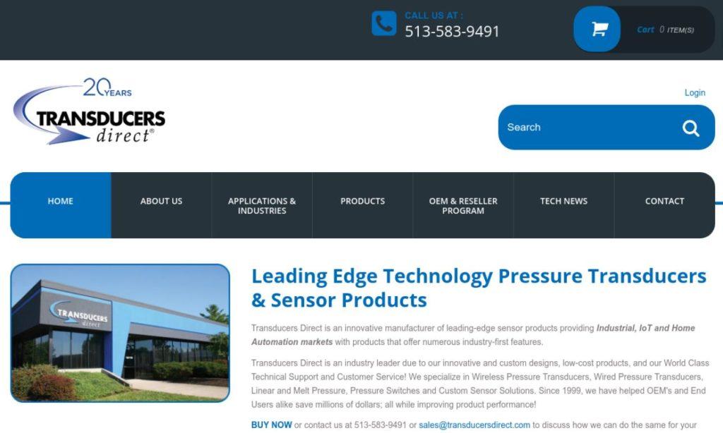 Transducers Direct, LLC