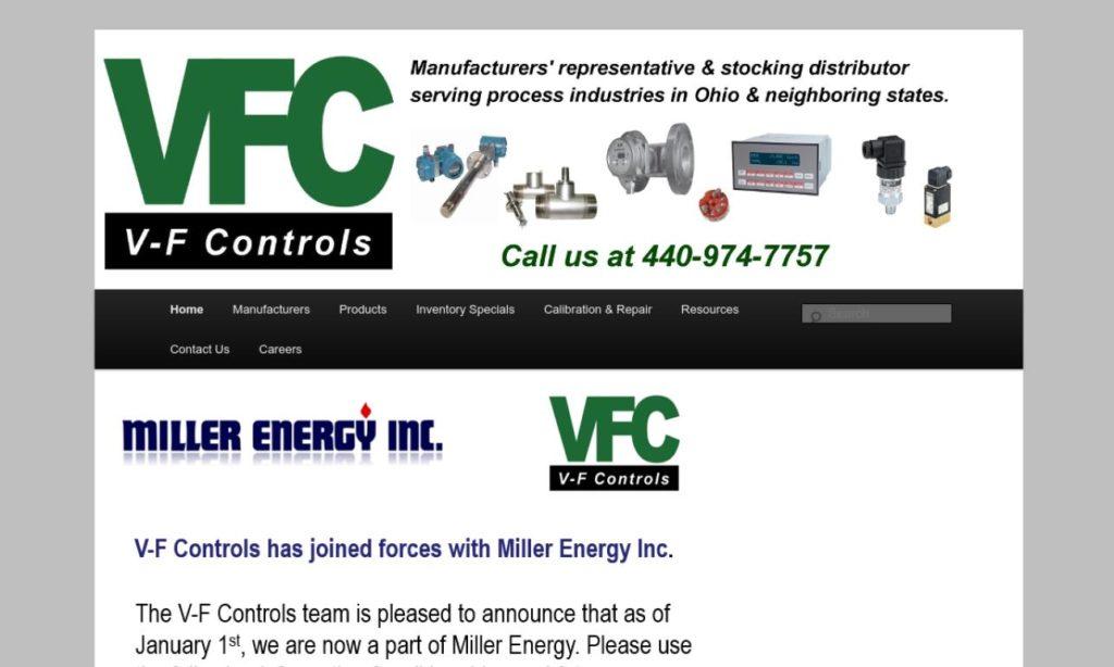 V-F Controls, Inc.